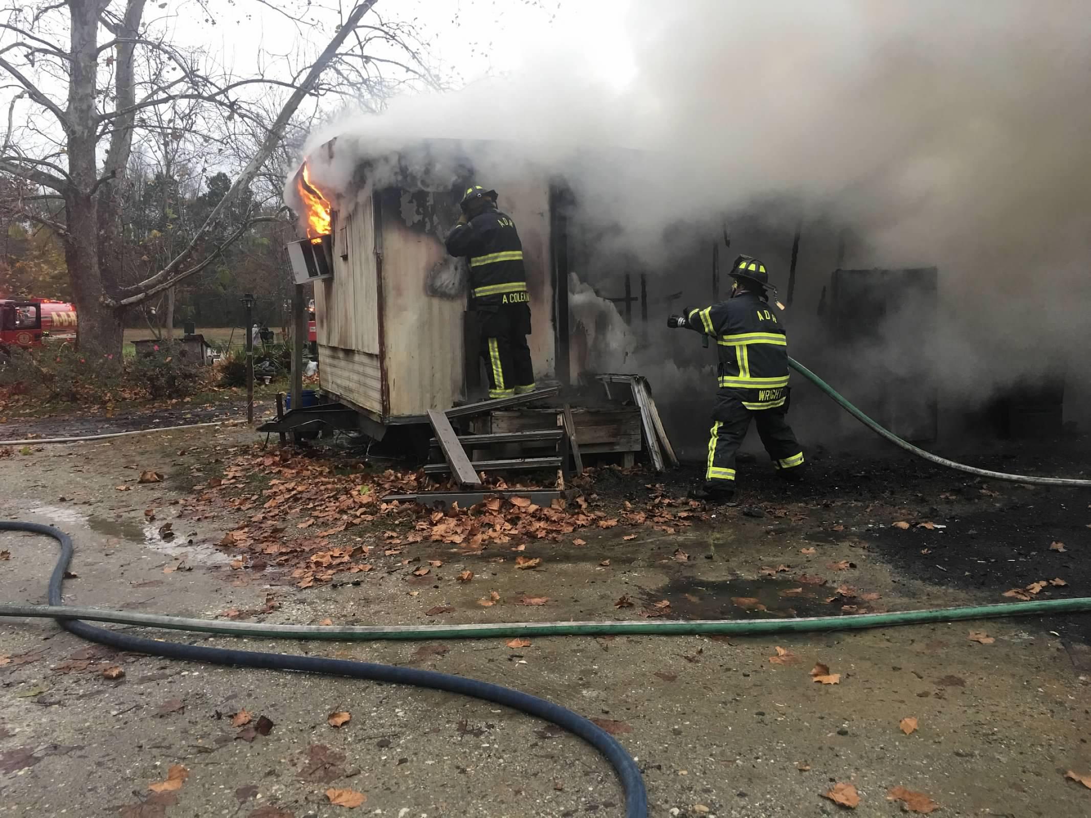 House Fire 12/06/2017