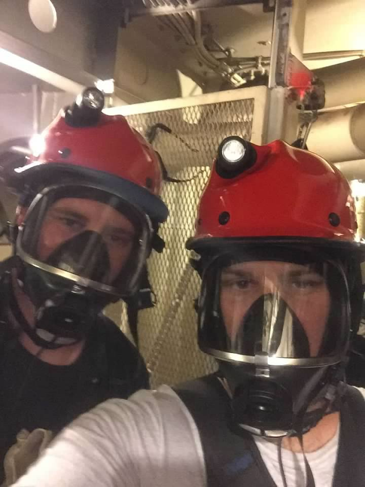 Confined Space Training June 2016