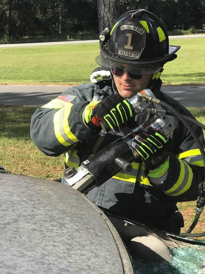 Extrication Training 09/30/2017